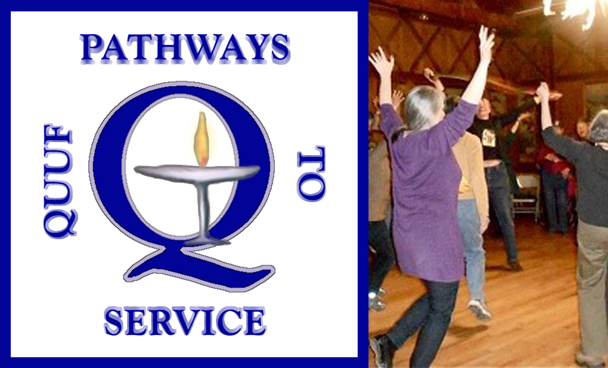 April 9, 9:15 & 11:15 - Pathways to Service