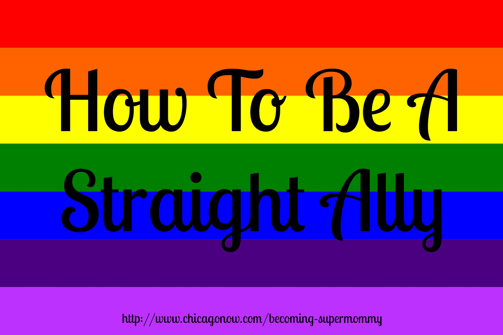 Gay Allies